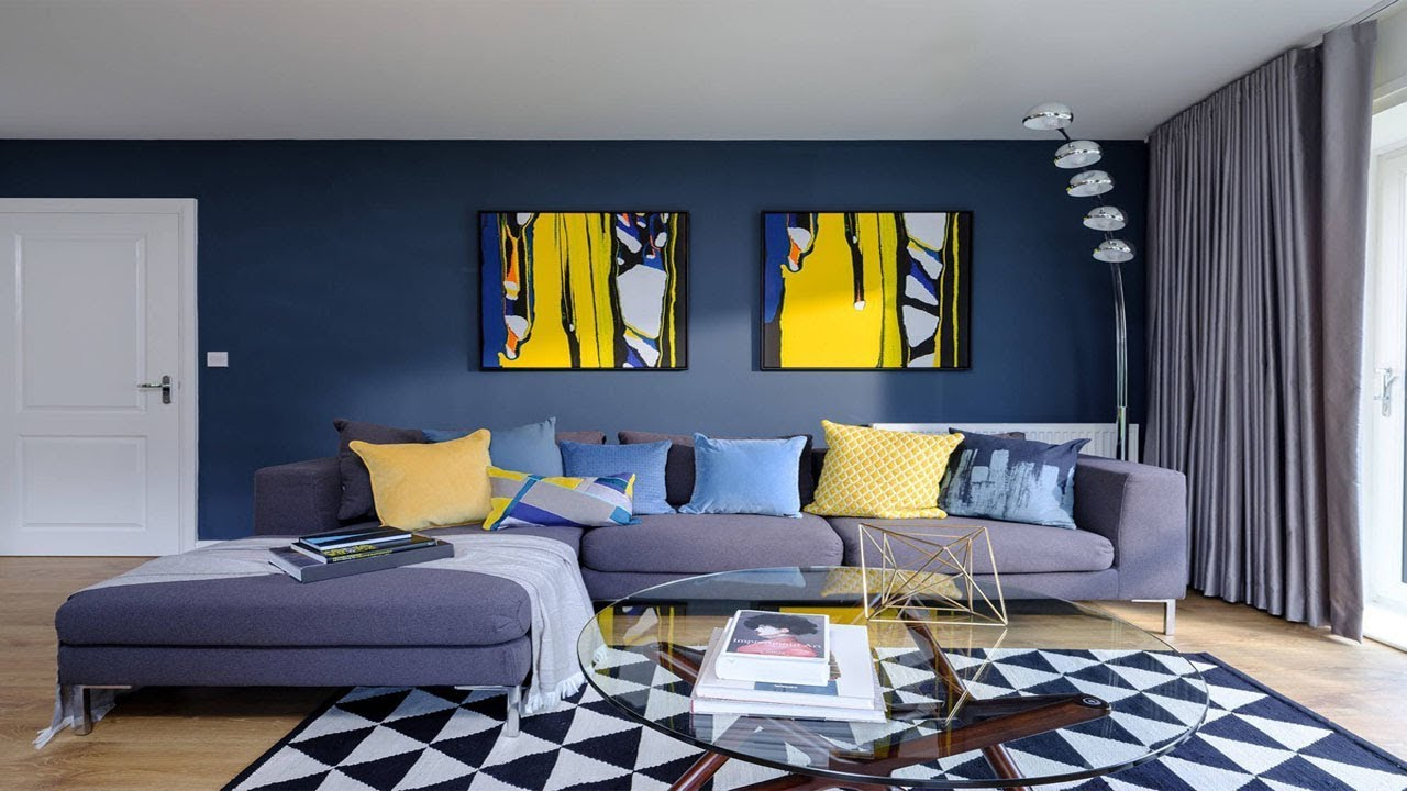 Blue Living Room Ideas Modern Small Living Room Design Ideas 2019 Youtube