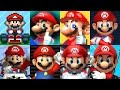 Evolution of All Characters in Mario Kart (1992-2017)