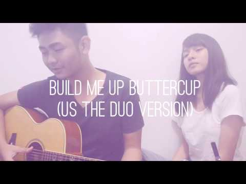 Alyssa Bueno - Build Me Up Buttercup (Us The Duo cover.) feat. JC Torio
