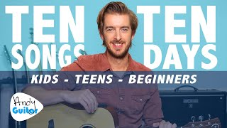 Guitar Lesson 9 For Kids 39 Firework 39 by Katy Perry LEARN 10 SONGS IN 10 DAYS.mp3