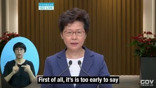 Carrie Lam 1