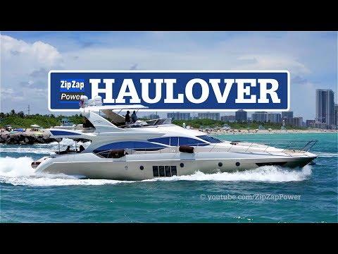 HAULOVER BOATS / Green MTI SV / Calm Seas
