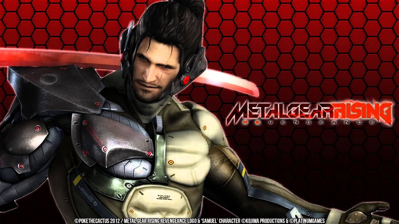 Metal Gear Rising Revengeance Ost Samuel Rodriguez Youtube
