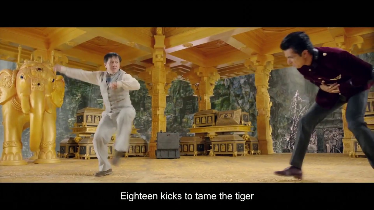 Kung Fu Yoga Official Trailer #1 2017 Jackie Chan, Disha Patani Action Comedy Movie HD