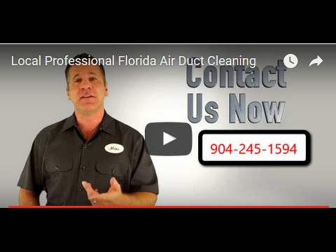 Florida Air Duct Cleaning Process | Residential and Commercial Duct Cleaning