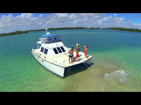 Miami Party Catamaran Rental