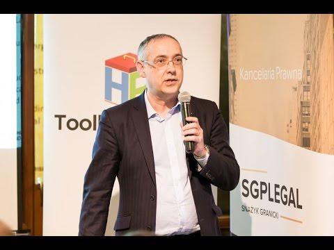 Irish startup ecosystem - Gearoid Mooney - OpenReaktor