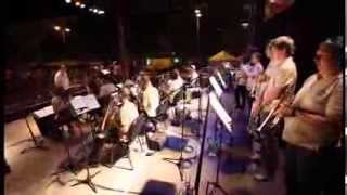 Isis Big Band - Almost Like Being in Love
