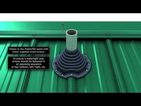 Perma Boot 312 Installation Video Repair Pipe Boot Leak
