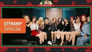 [Special Clip] 우주소녀(WJSN) - 2018 Christmas Message