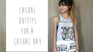 Casual Outfits for a Casual Day Thumbnail