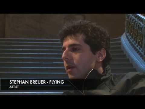 STEPHAN BREUER - EXHIBITION MOVIE ARCHIVE - FUTUR ABSOLU