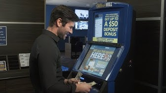 William Hill - Sports Betting Kiosk