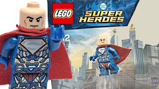LEGO DC Super-Villains Lex Luthor review! 2018 polybag 30614!