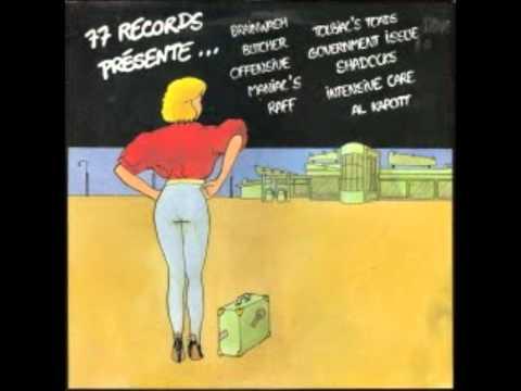 Intensive care - Plastic rebel UK punk 1986