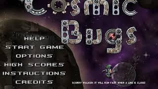 Cosmic Bugs (Title Screen)