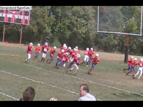 SCYF Cardinals 2007- Cards VS. Broncos Highlights