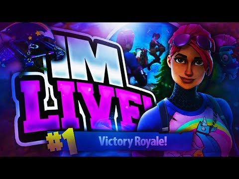 Fortnite (Im Live Playing Fortnite With My Subscribers) Moisty Mires Is Coming Back Rip Desert!!!!!!