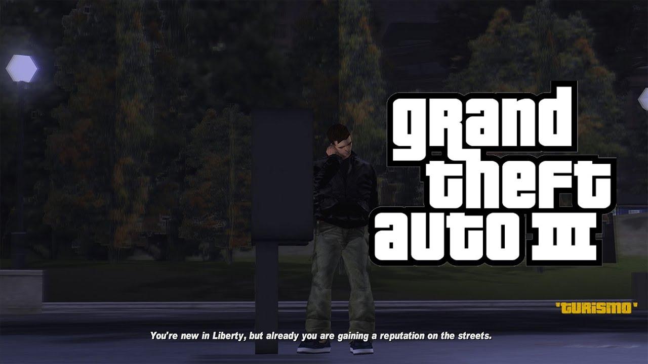 Grand Theft Auto III - #33. Turismo - YouTube