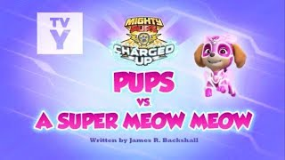PAW Patrol Original 5s: Charged Up: Pups vs. A Super Meow Meow