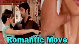 Arnav's ROMANTIC MOVE on Khushi in Iss Pyaar Ko Kya Naam Doon 1st August 2012