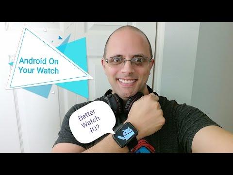 Domino DM98 Android Smartwatch Review (GPS, WIFI, Camera, 3G...)