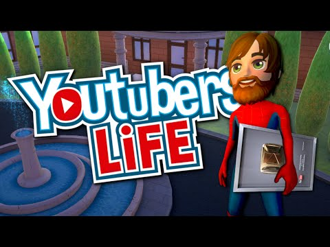1 MILLION SUBSCRIBERS - YouTubers Life Gameplay #10 |