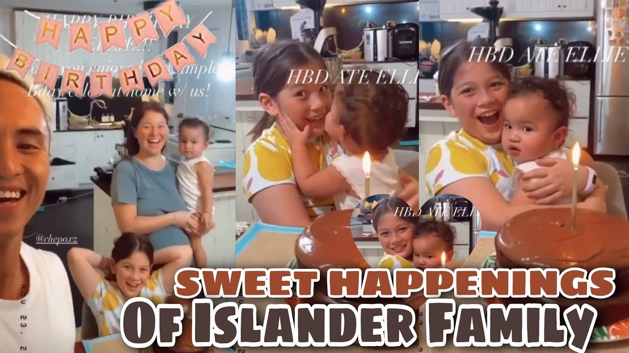 SWEET HAPPENINGS OF ISLANDER FAMILY   NAKAKAKILIG ANG MAGKAPATID!!