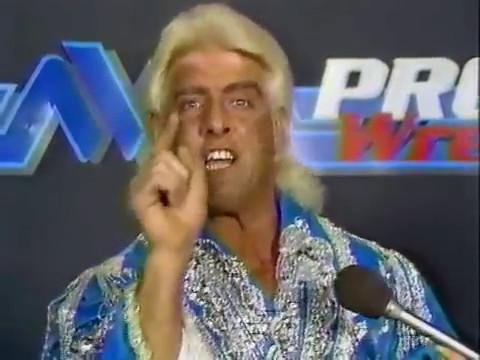 NWA Pro Wrestling 2/21/87