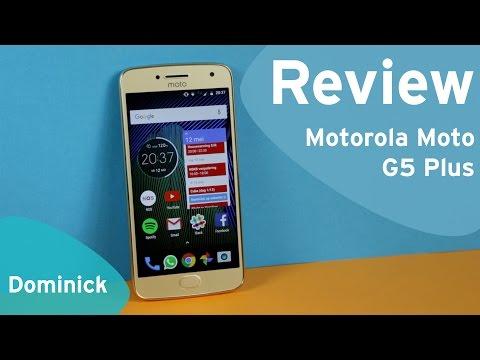 Motorola Moto G5 Plus review (Dutch)