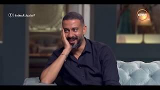 صاحبة السعادة - إسعاد يونس قدرت تخلي محمد فراج يمثل اكثر من شخصية في مشهد واحد بطريقة رائعة