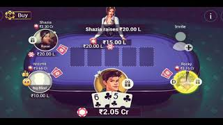 Best game play in poker and win huge in tpg.
