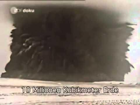 Huge Underground Nuclear Explosion - Chagan