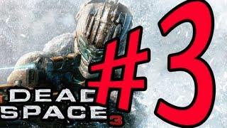 Dead Space 3 - Parte 3: Chegada ao Planeta Gelado! [Detonado - PT-BR]