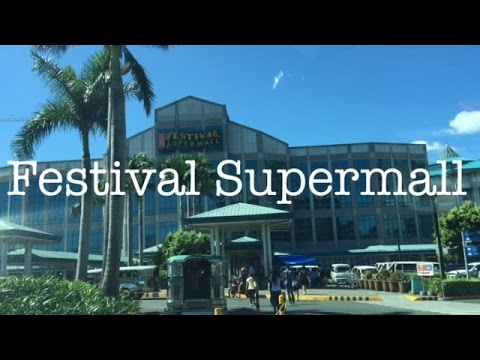 Festival Supermall Overview Filinvest City Alabang Muntinlupa Overview by HourPhilippines.com