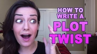 How to Write a Plot Twist