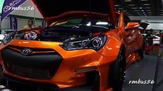 JSK Customized Hyundai Genesis Coupe Spo... 2 Years Ago