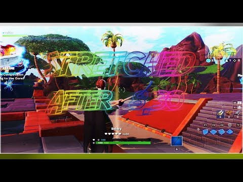 HOW TO STRETCHED RESOLUTION IN FORTNITE AFTER PATCH 8.30 *WORKING*