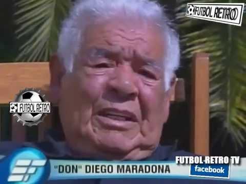 Don Diego sobre Diego: Como mi hijo no hubo ninguno