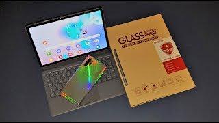Best Samsung Galaxy Tab S6 screen protector?