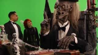 "Tales From The Crypt NYE - ""On Set"" Behind The Scenes"