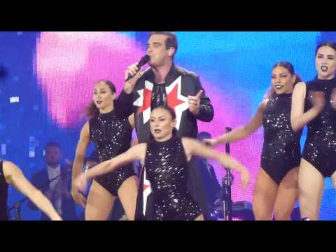 Robbie Williams - Rudebox @ Goffertpark Nijmegen 4/7/2017