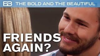 The Bold and the Beautiful / Liam and Hope BOND Over The Baby...