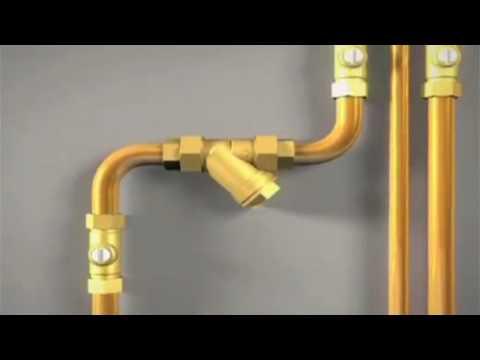 Fusion Boiler Installation - YouTube