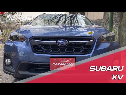 Subaru XV Un SUV Muy Seguro - Pruebas CarManía