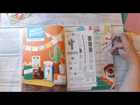 Stampin' Up! Catalogue Launch with Keren from Tuppence Coloured