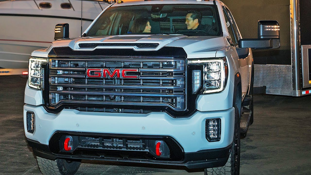 2020 GMC SIERRA HEAVY DUTY – Bigger, Stronger, Smarter ...