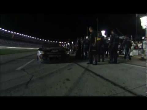 Denny Hamlin vs Austin Dillon  Nationwide Series at Texas Motor Speedway November 2012