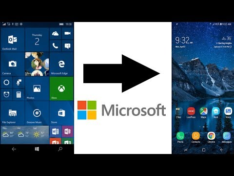 Windroid: How Microsoft Is Moving On From Windows Phone To Android