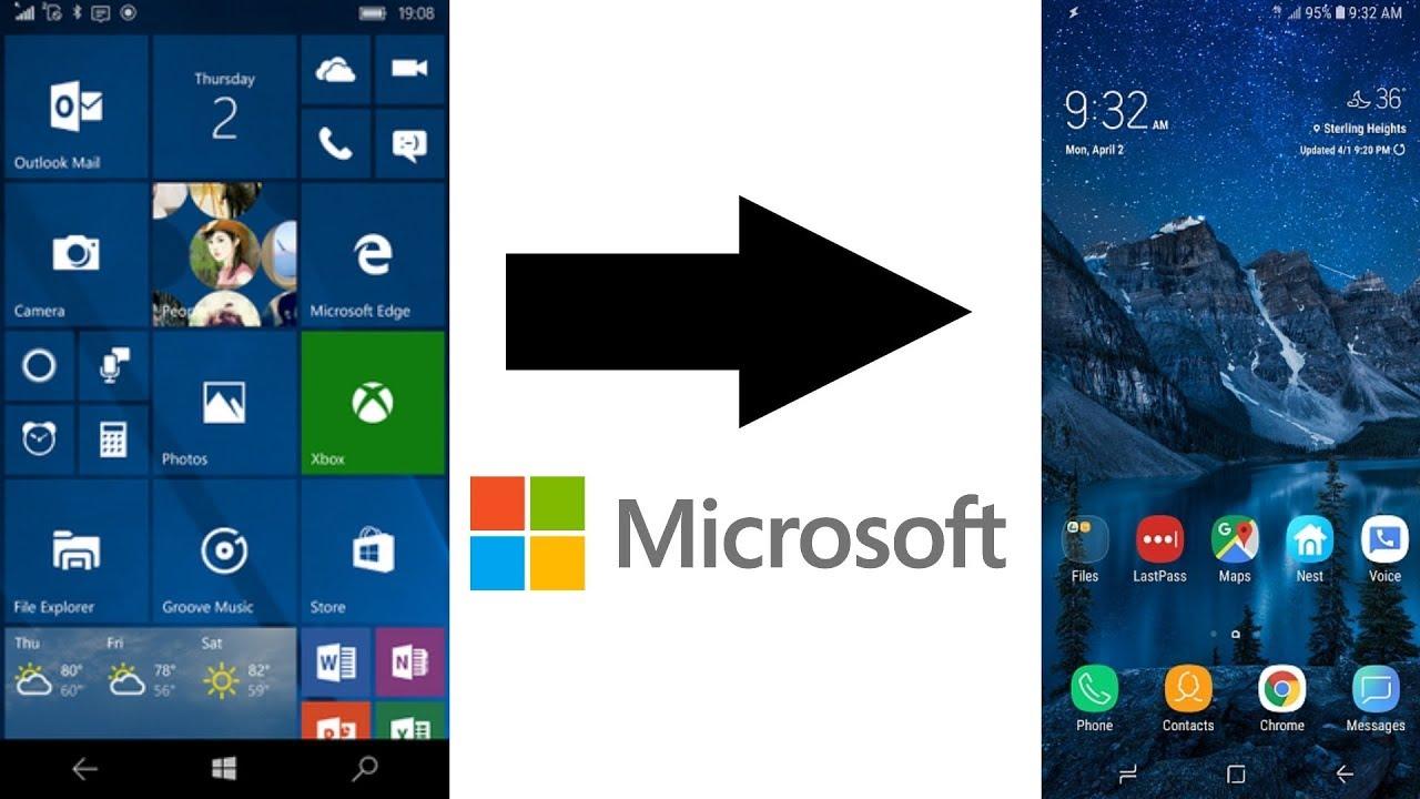 Windows Mobile - portablecontacts net